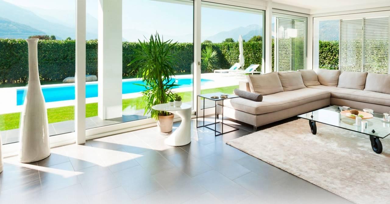 Andamento mercato immobiliare di lusso - Appartamenti in montagna con piscina ...