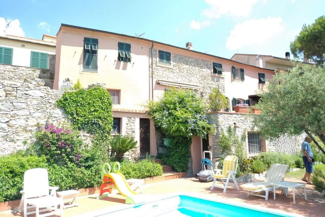 Villa Sea Arnasco Liguria #0027825
