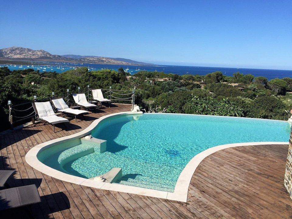 Villa mare stintino sardegna 0020781 - Villa con piscina sardegna ...