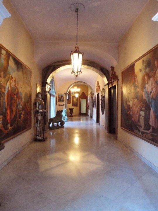 Castello Zona tranquilla Tufino Campania #0000550